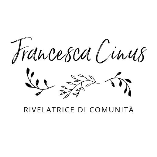 Francesca Cinus - Rivelatrice di Comunità